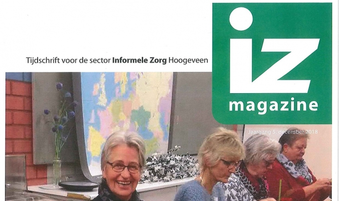 IZ-magazine december is verschenen
