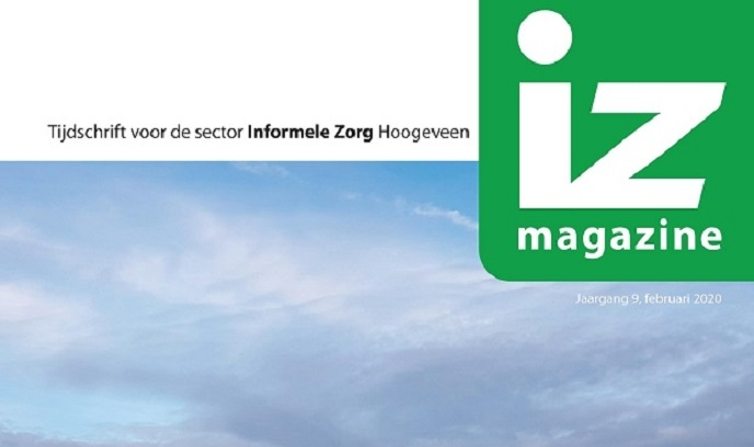 IZ magazine februari 2020 is verschenen