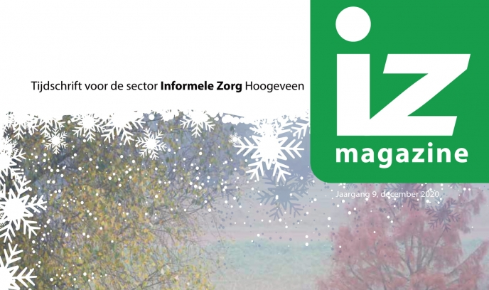 IZ magazine december 2020 is verschenen